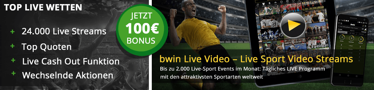 bwin Live Cash Out