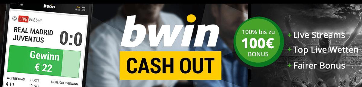 bwin Cashout