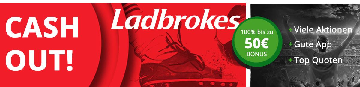 Ladbrokes Cashout