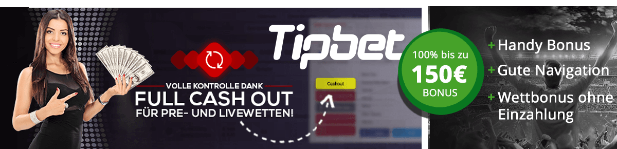 Tipbet Cashout
